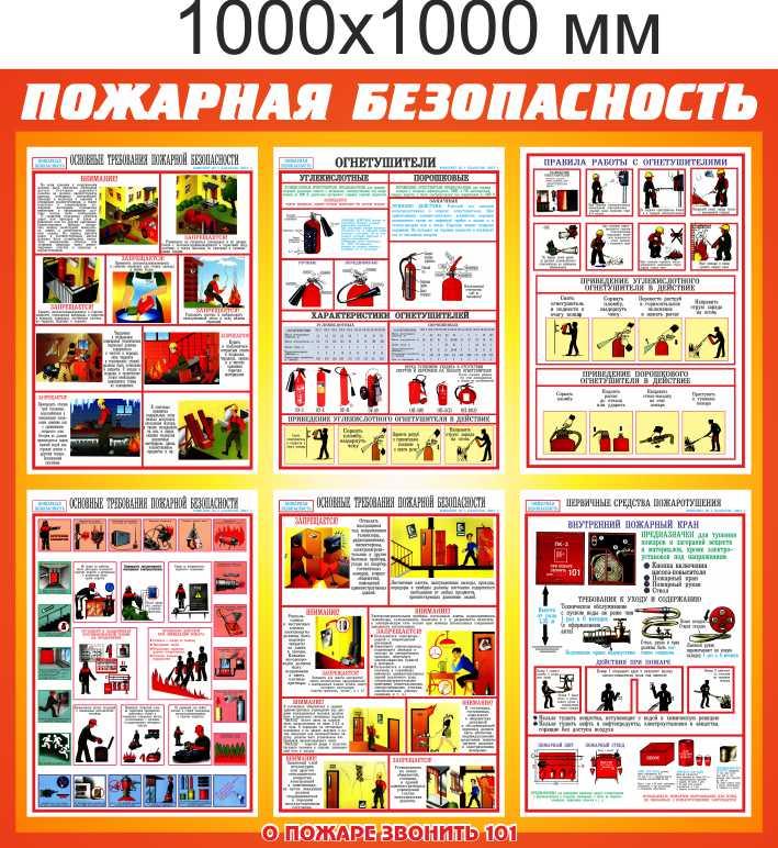 инструкция по пожарной безопасности на предприятии рб - фото 10